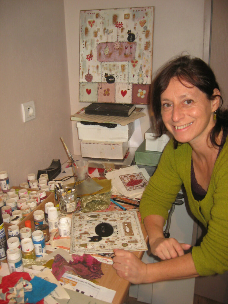 Karen Schaffer Garcia | Artiste peintre